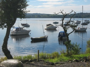 Boats on Loch